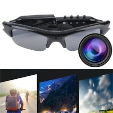Sunglasses+Camera+MP3 Player+Earphone 4in1 HD DVR TF Audio Video Recorder E0