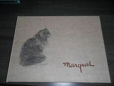 Marquet Dessine Des Animaux by Marcelle Marquet, Signed and Numbered 1963 45/500