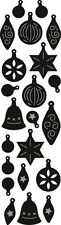 Marianne Design CRAFTABLES Cutting Emboss Punch Die CHRISTMAS ORNAMENTS CR1384