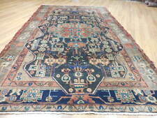 Ca1930s VG DY ANTIQUE PERSIAN LILIHAN MALLAYER SAROUK 5.4x9.1 ESTATE SALE RUG