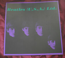 Original 1964 The Beatles concert program US tour book Fab Four Lennon McCartney