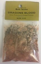 Dragon's Blood (Three Kings Brand) Charcoal Burning Resin Incense. 3/4 oz