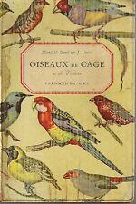 Oiseaux de Cage et de Volière * NATHAN * MANDALH Animaux reconnaissance espèces