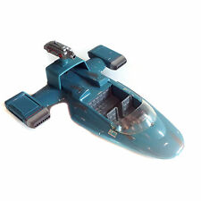 "STAR WARS FLASH SPEEDER Fighter ship vehicle toy for 4"" figures , no missile"