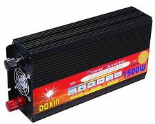 3000W 3000 WATT Peak Real 1500W 1500 Power Inverter Converter 24V DC to 110V AC