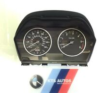 BMW 1 SERIES F20 1.6 DIESEL INSTRUMENT SPEEDOMETER SPEEDO CLOCKS 62109287456