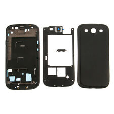 OEM Full Housing Fascia Chassis Cover Case For Samsung Galaxy S3 SIII i9300 BLK