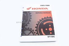 New Service Shop Repair Manual  VF1100 VF1100C V65 Magna OEM Honda Book #N43