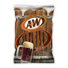 Kennys A&W Root Beer Juicy Twists 5oz (141g) american food usa import