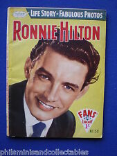 Fans Star Library  # 50   Ronnie Hilton