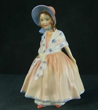 Charming Royal Doulton figurine - 'LILY' - HN 1798.
