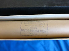 Pianola Roll - Just A Prayer Away - Broadway Word - Foxtrot - Antique