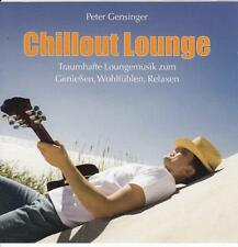 CHILLOUT LOUNGE = by Peter Gensinger = groovesDELUXE !!