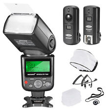 Neewer VK750 II i-TTL Essential Flash Kit for NIKON DSLR D7100 D7000 D5300