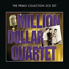 The Million Dollar Quartet-The Essential Recordings 2 CD NUOVO