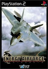Used PS2 ENERGY AIRFORCE  Japan Import (Free Shipping)