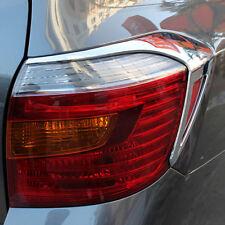 New Chrome Rear Light Lamp Cover Trim For Toyota Highlander 2008 2009 2010