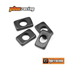 HPI Racing Bullet / WR8 3mm Steering Nuts Pack of 4 101226