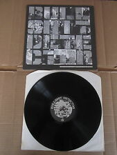 BULLSHIT DETECTOR LP CRASS AMEBIX CLOCKWORK CRIMINALS ANARCHO 1ST UK PRESSING