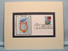 Walt Disney' -  The Little Mermaid & First Day Cover of its own Stamp