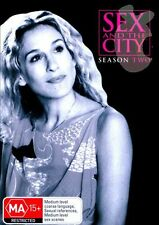 Sex And The City : Season 2 - DVD , 3-Disc Set, New & Sealed, R4