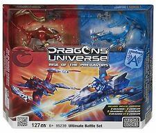 Mega Bloks Dragons Universe 95239 Ultimate Battle Set Drachen