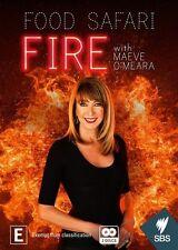 Food Safari Fire NEW R4 DVD