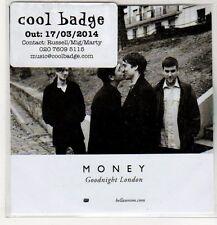 (EP214) Money, Goodnight London - 2014 DJ CD