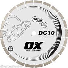 """14"""" Diamond Blade OX DC10-14 PRO CUT.394! Segment Height"""