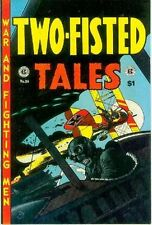 EC Classic reprint # 9 (two-fisted tales # 34) (états-unis, 1974)