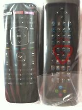 New Vizio XRT302 Qwerty keyboard Remote for M650VSE E650I-A2 M550VSE E701I-A3 TV