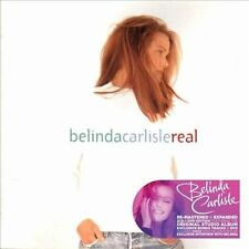 Real [Expanded CD/DVD Edition] [Digipak] by Belinda Carlisle (CD, Aug-2013, 3...