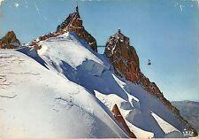 BT4524 Chamonix mont blanc telepherique de l aiguille du midi France