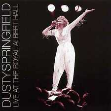 DUSTY SPRINGFIELD - LIVE AT THE ROYAL ALBERT HALL - NEW CD!!
