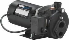 NEW WAYNE CWS75 3/4 HP DEEP WELL JET PUMP 120/240 VOLT NEW USA MADE SALE 6173611