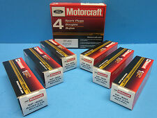 Brand New Set of 6 Genuine FORD Spark Plugs Motorcraft SP400 AGSF22N Expedited