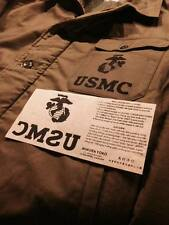 USMC EGA IRON ON DECAL for OG-107 ERDL jacket M-65 coat