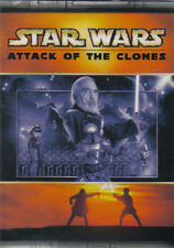 STAR WARS ATTACK OF THE CLONES FOLD OUT CARD 4 OF 5