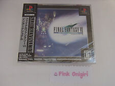 Final Fantasy VII 7 International PlayStation 1 PS one FF Japan Japanese Import