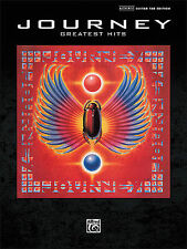 JOURNEY  NEAL SCHON GREATEST HITS GUITAR TAB SONG BOOK