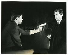ALAIN DELON MAURICE GARREL L'INSOUMIS 1964 VINTAGE PHOTO ORIGINAL