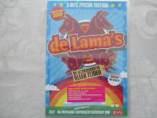 De Lama's De Allerschlechtste Aller Tijden - Seizon 2007 - 2 DVD s Special Ed.