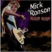 Mick Ronson [David Bowie] - Main Man [Best of] (2xCD)