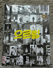 EXO - XOXO REPACKE GROWL (Kiss Ver) CD+104p Photo Booklet + GIFT MINI POSTCARD
