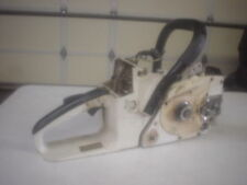 Stihl 028 AV Super Chainsaw Crankcase Assembly W/Other Parts-Used