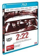 2.22 Blu Ray New/Sealed Region B Australian Version  222