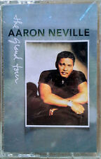 AARON NEVILLE - THE GRAND TOUR - A&M - CASSETTE TAPE - STILL SEALED