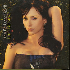 JENNIFER LOVE HEWITT CD SINGLE CAN I GO NOW