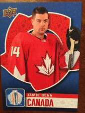 2016 UD World Cup Of Hockey Jamie Benn WCH-3