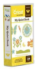 CRICUT *MY QUIET BOOK* ART PROJECTS CARTRIDGE *NEW* TEACH CHILDREN IMAGES COLORS